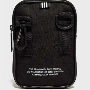a6cfd0e7488 adidas Bags   Nwt Black Festival Crossbody Bag   Poshmark